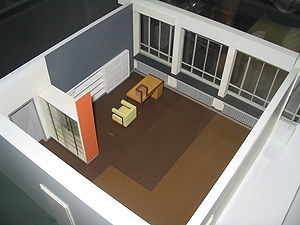 Home Design Architecture. A Bauhaus design for a worker s apartment  by Walter Gropius 1928 30 Modern architecture Wikipedia