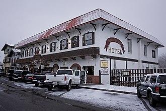 Leavenworth, Washington - Bavarian Ritz Hotel