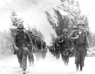 9th Marine Expeditionary Brigade (United States) - 9th MEB during the Vietnam War
