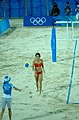 Beach volleyball, Chinese Girl Player (2773924566).jpg