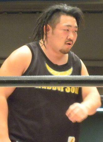 Takayasu Fukuda - Fukuda in December 2010