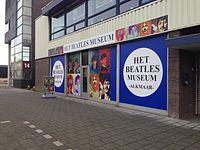Beatles Museum Alkmaar entry.JPG