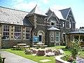 Bedwas Junior School, Church Street - geograph.org.uk - 1162236.jpg