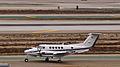Beechcraft Super King Air 200 - N466MW (8081698759).jpg