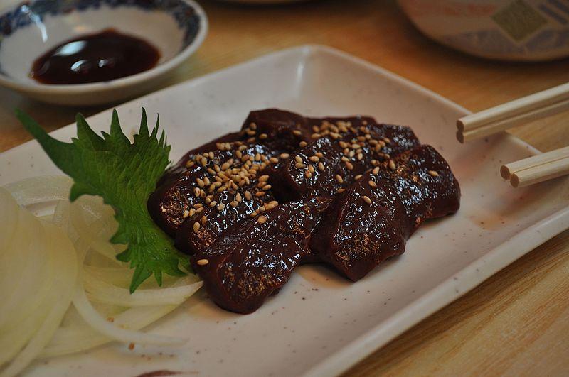File:Beef liver sashimi.JPG