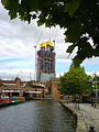 Beetham Tower construction from Castlefield.jpg