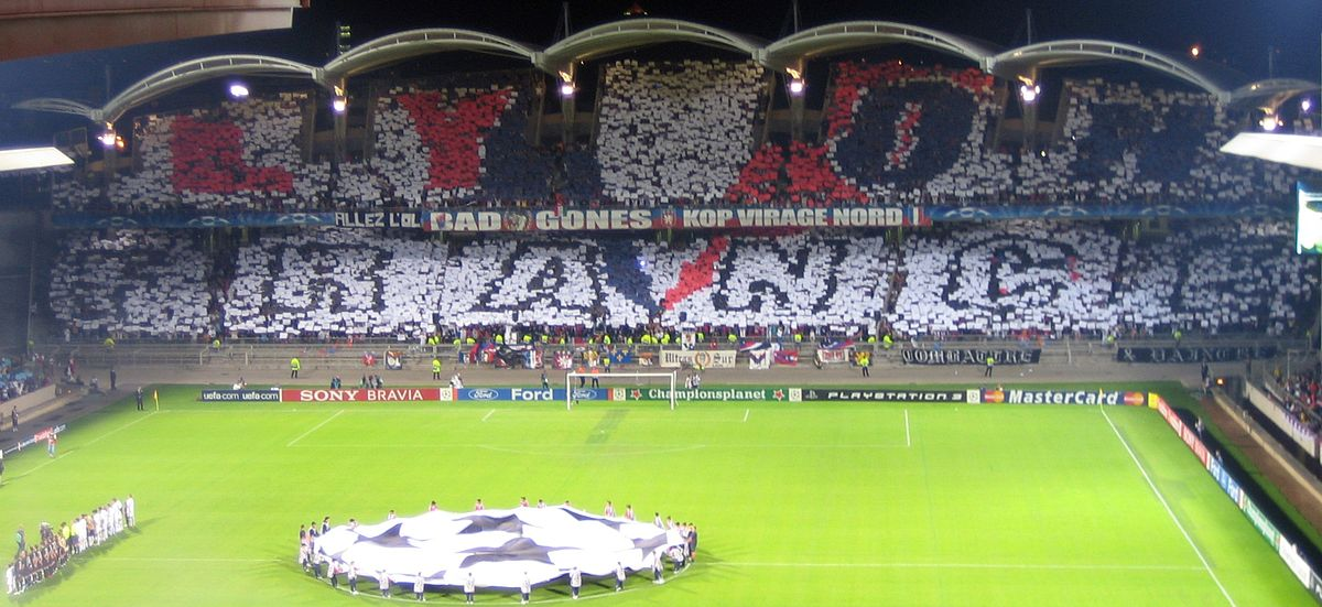 File:Before Olympique lyonnais - Real Madrid match-modified.jpg - Wikimedia Commons