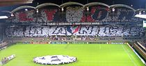 Before Olympique lyonnais - Real Madrid match-modified.jpg