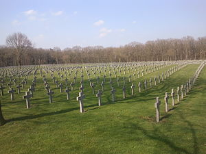 Venray - German war cemetery