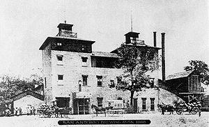 Pearl Brewing Company - Original Behloradsky/City brewery.