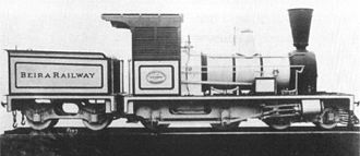 South African Class NG6 4-4-0 - Falcon F2
