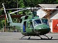 Bell 412SP, Honduras - Air Force JP7265649.jpg