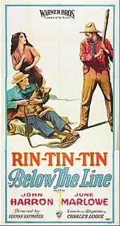 <i>Below the Line</i> (1925 film) 1925 film by Herman C. Raymaker