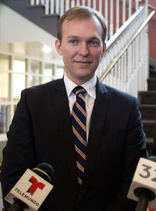From commons.wikimedia.org: Ben McAdams 2015 {MID-150078}