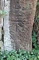 Benchmark at Storeton Woods, Rest Hill Road.jpg