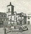 Benevento piazza Orsini e monumento a Benedetto XIII.jpg