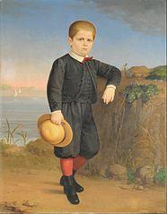 Portrait of Eduardo Lahitte Uribelarrea