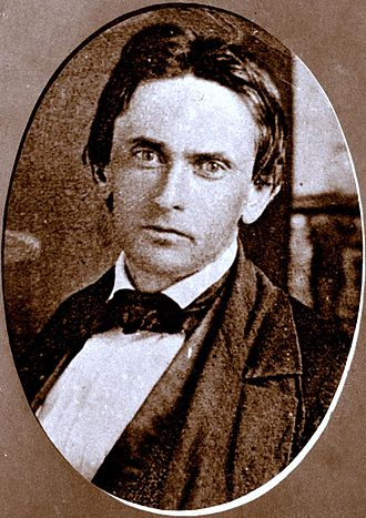 Benjamin Ignatius Hayes - Hayes in 1849