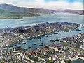 Bergen (View from Fløyen) (Fylkesarkivet i Sogn og Fjordane).jpg