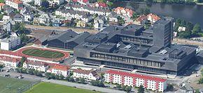 Høgskolen I Bergen Logo