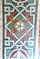 Bergen Marienkirche - Fresko Arkaden 1.jpg