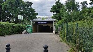 Berlin Jungfernheide station - Image: Berlin Jungfernheide Station 2016