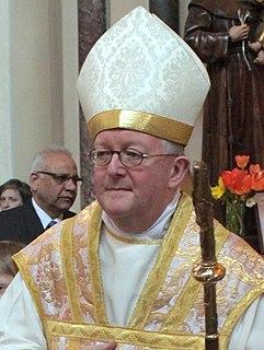 Bernard Longley Catholic bishop