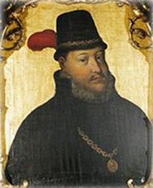 Bernhard VIII, Count of Lippe - Bernhard VIII, Count of Lippe