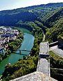 Besancon Blick von der Zitadelle auf den Doubs 12.jpg