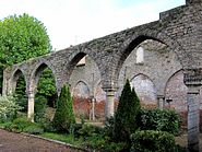 Bethune ruines recollets