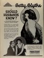 Betty Blythe in Should Husbands Know by Kenneth Webb Film Daily 1922.png