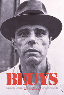 image of Joseph Beuys from wikipedia