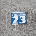 Biala-Podlaska-street-sign-Sawickiej~190330.jpg