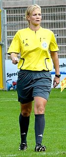 Bibiana Steinhaus Professional football referee