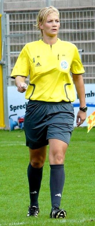 Bibiana Steinhaus - Steinhaus in 2008