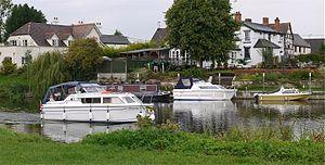 Bidford On Avon. River Avon Warwickshire - Flickr - mick - Lumix.jpg