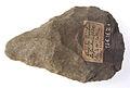 Biface Saint-Hélen Paléolithique moyen Musée de Bretagne 936.16.2.1.jpg