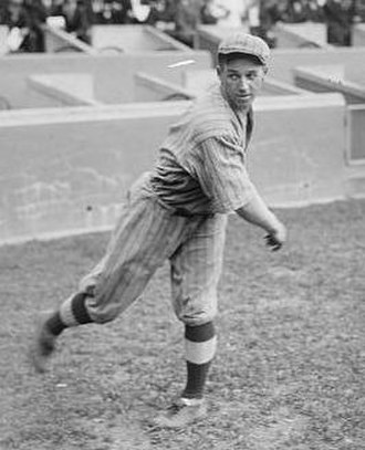 Bill McCabe (baseball) - Image: Bill Mc Cabe