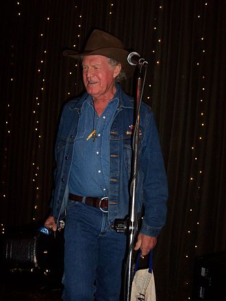 Billy Joe Shaver - Billy Joe Shaver at Eddie's Attic - April 20, 2007
