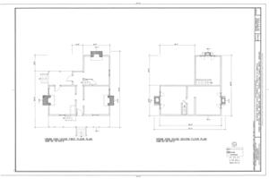 Biltmore Forestry School, Brevard, Transylvania County, NC HABS NC-402 (sheet 5 of 9).png