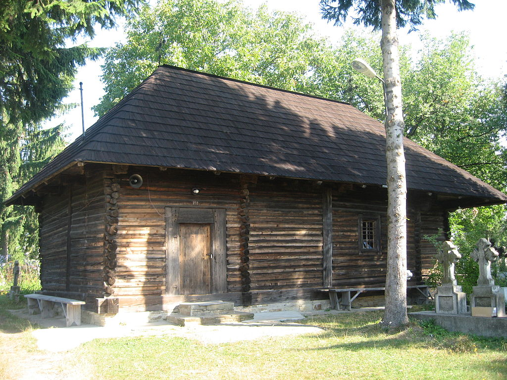 Biserica de lemn din Bilca