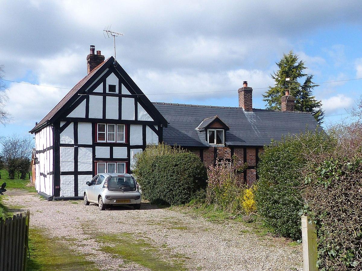 Black and White Cottages, Bunbury Lock.jpg