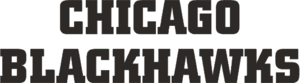 Blackhawks–Red Wings rivalry - Image: Blackhawks Wordmark