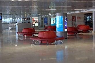 Toulouse–Blagnac Airport - Departures area