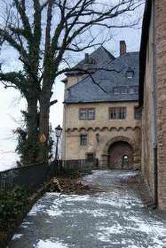 County of Blankenburg - Blankenburg Castle