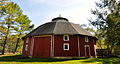 Blankenship Farm - 14 sided frame barn.JPG