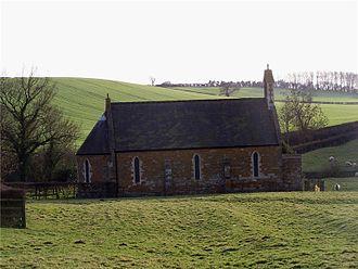 Blaston - Blaston parish church