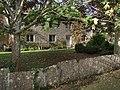 Bledington, wall and cottage - geograph.org.uk - 594871.jpg