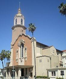 blessed sacrament catholic church hollywood wikipedia