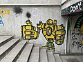 Blitzcrank graffiti, Tbilisi, Georgia.jpg